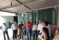 SAGARPA promueve apoyo a empresa comercializadora de nopal en Michoacán