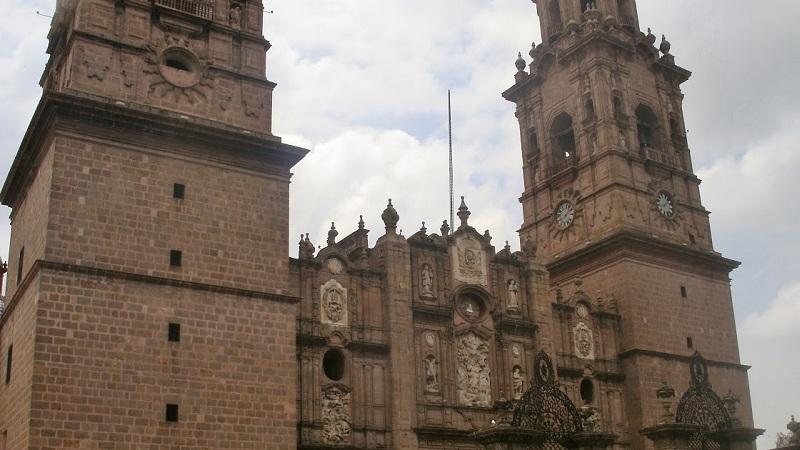 Obispos de Michoacán, encabezados por el Cardenal de Morelia, Alberto Suárez Inda, emitieron un mensaje sobre la situación actual en tierras michoacanas
