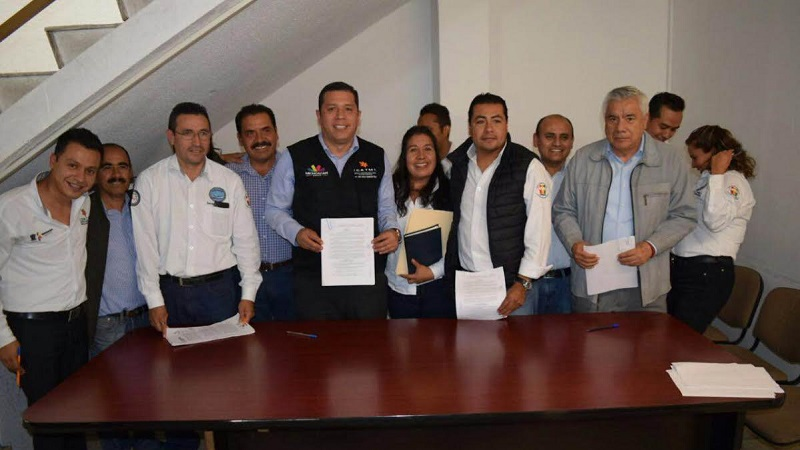 Juan Carlos Barragán celebró la disposición y diálogo por parte de los trabajadores, pues destacó que la base para lograr acuerdos y prevenir problemas es dialogar