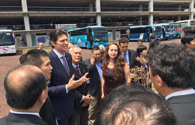 En representación del Ayuntamiento de Morelia, Rivera García firmará convenio con la Cámara de Comercio de México en China