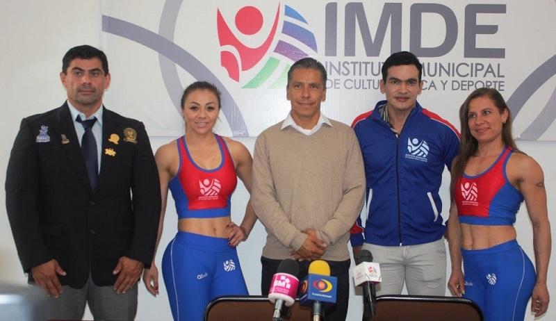 El IMDE estará representado por cuatro elementos