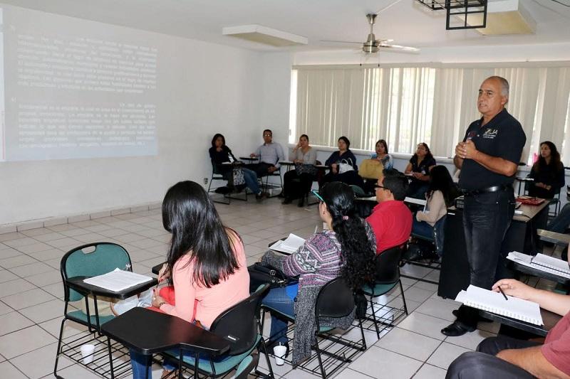 La capacitación especializada constó de 130 horas y se realizaron prácticas la conciliación y la solución de conflictos