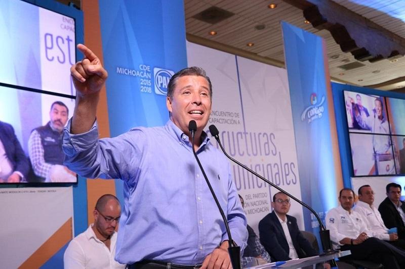 El gobernador de Guanajuato ejemplificó que los grandes logros de su estado son el resultado de décadas de trabajo, de perseverancia, de continuidad, pero sobretodo con una visión de mediano y largo plazo