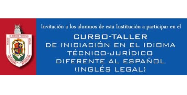 Dirigido a estudiantes de la carrera que cuenten con conocimientos básicos del idioma
