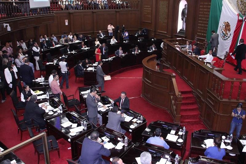 El Presupuesto de Egresos aprobado originalmente para el Congreso del Estado en 2016 era por 803 mdp