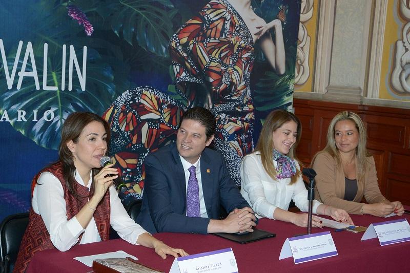 La belleza arquitectónica de la ciudad, las tradiciones y la moda se conjugarán para ofrecer un espectáculo inigualable a los asistentes, aseguró el alcalde Alfonso Martínez