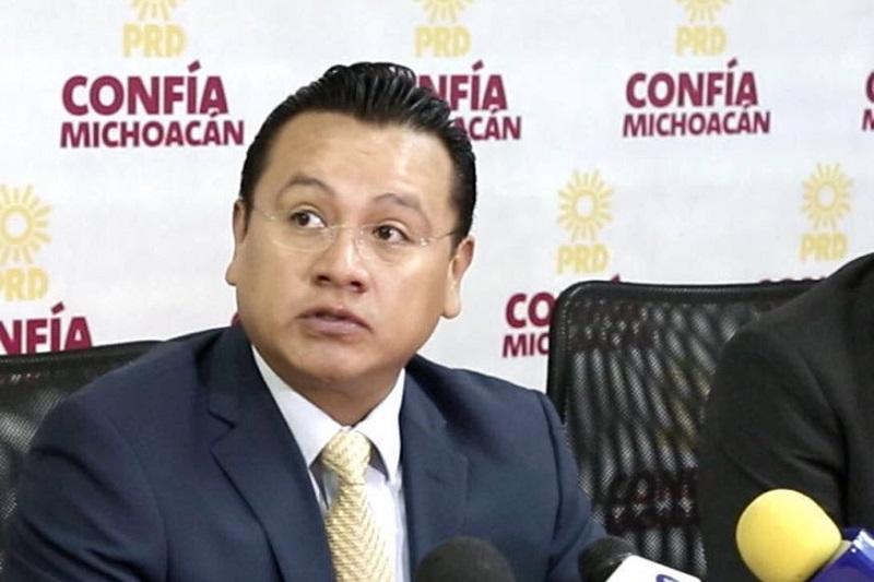 Torres Piña hizo un llamado para evitar la polarización entre los integrantes de la organización y estudiantes que demandan la entrega de las instalaciones universitarias
