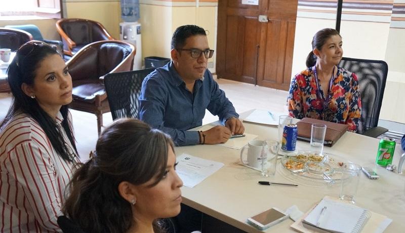 Osvaldo Ruiz, se pronunció por fortalecer la sinergia entre las dependencias municipales y organizaciones ciudadanas para impulsar el lado turístico de Morelia
