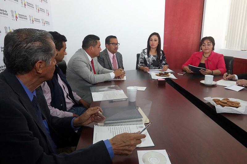 El comité está conformado por la titular de Sepsol, Miriam Tinoco, y los secretarios de Salud, Carlos Esteban Aranza Doniz, y de Contraloría, Silvia Estrada Esquivel