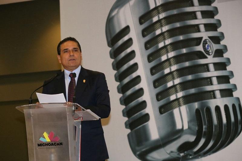 Michoacán nos necesita a todos y a todas para sacarlo adelante, destaca mandatario estatal