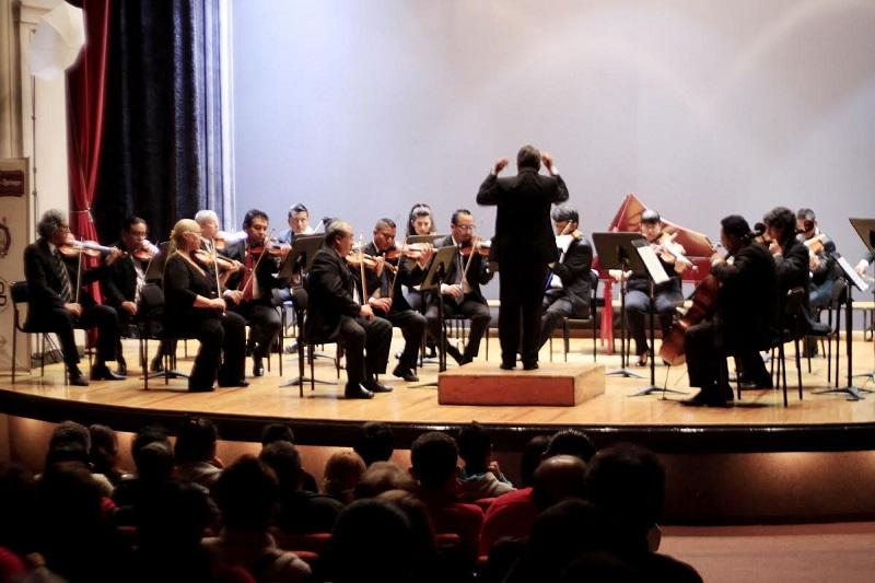 Prepara concierto en su honor, para presentarse en el Conservatorio de las Rosas