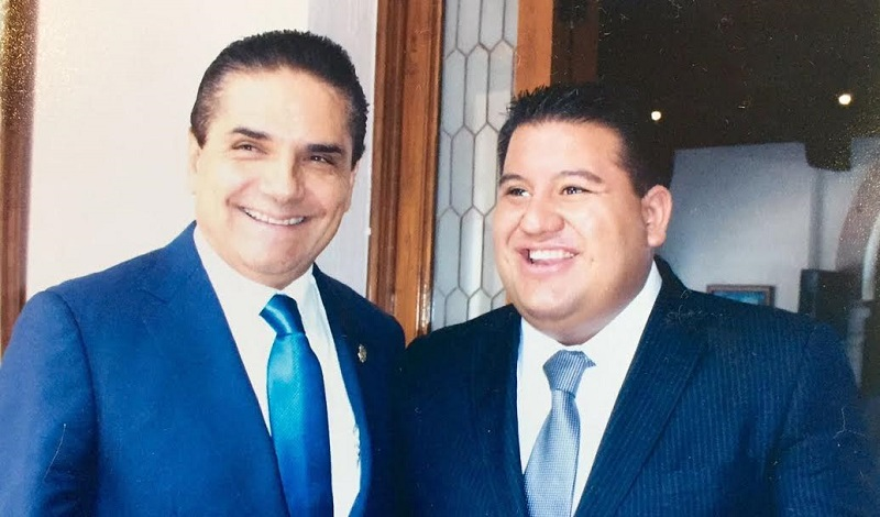 """""""Estamos en tiempos en los que este estado requiere del trabajo y unidad de todos, del trabajo y esfuerzo constante porque en Michoacán estamos construyendo el futuro"""", sentenció Puebla Arévalo"""