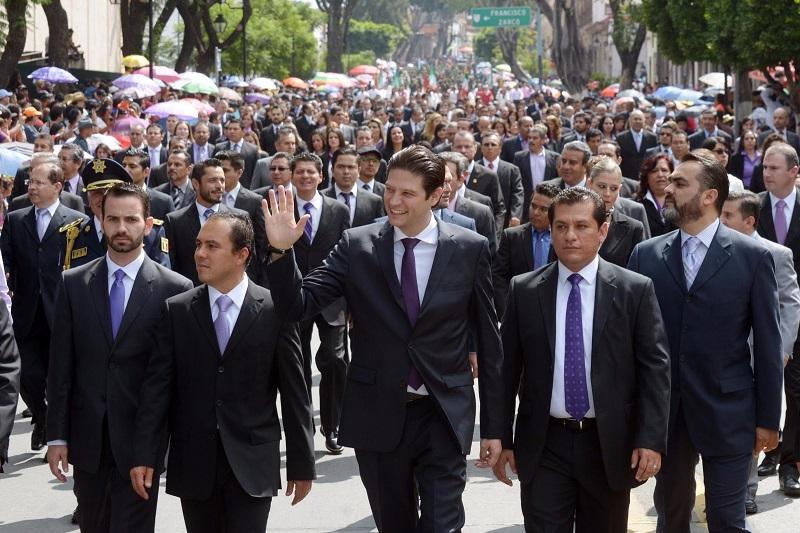 Alfonso Martínez subrayó que esta actividad forma parte de los eventos centrales del programa de Fiestas Patrias, por lo cual se tomaron todas las medidas tendientes a garantizar el orden y la seguridad de los miles de visitantes