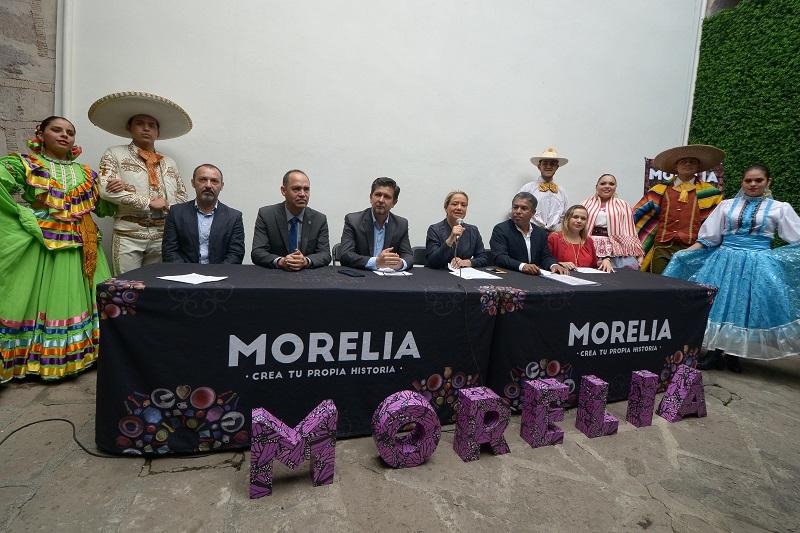 Los estados participantes serán: Nayarit, Ciudad de México, Colima, Hidalgo, Guerrero y el anfitrión Michoacán