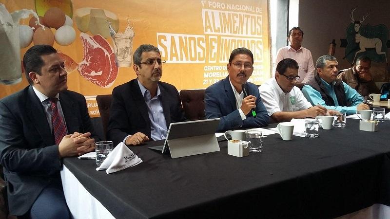 El evento se realizará los días 21 y 22 de septiembre en el Centro de Convenciones de Morelia