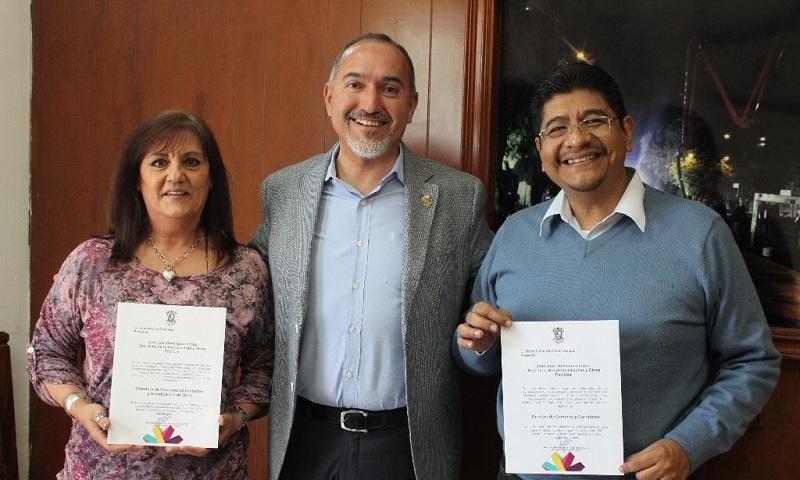 José Juan Domínguez afirmó que los relevos en las áreas mencionadas son parte de la estrategia del gobernador Silvano Aureoles para fortalecer el trabajo del gobierno michoacano en su conjunto