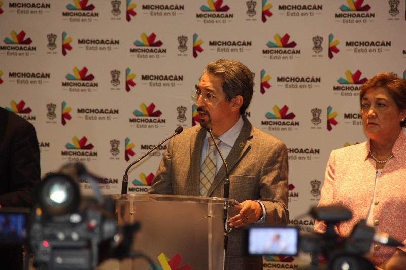 En mensaje emitido ante los medios de comunicación, Aureoles Conejo señaló que esta medida responde a la demanda de atender a los jóvenes que buscan continuar con sus estudios superiores