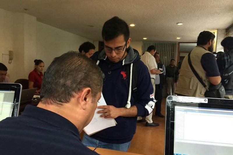 Lo anterior se dio a conocer esta mañana a través de la Dirección de Control Escolar de esta Casa de Estudios y de su página web: www.umich.mx
