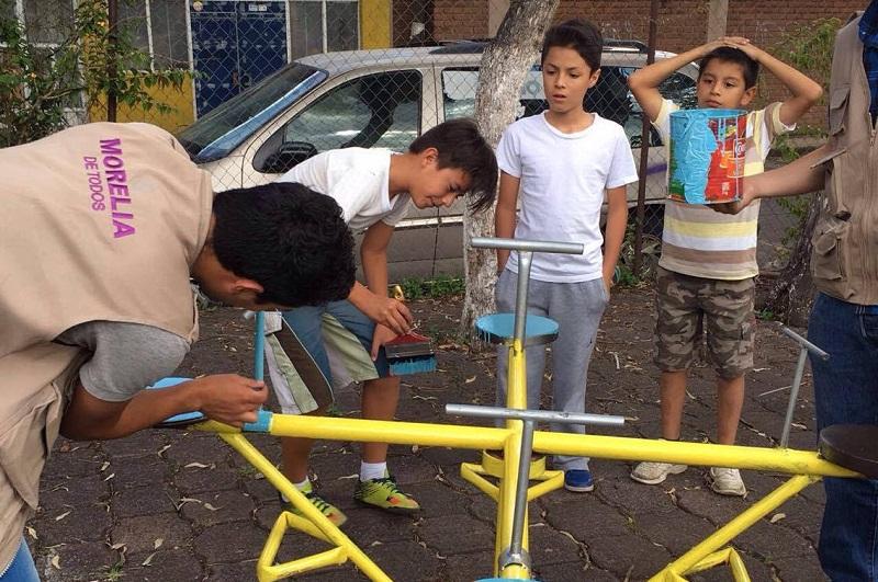 Gobierno Municipal y ciudadanía, se suman para rescatar espacios públicos