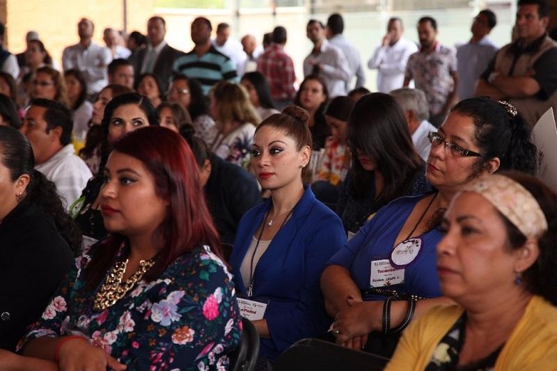 Mejorar las condiciones de vida de las michoacanas, fundamental para erradicar el fenómeno de la violencia, sostiene la titular de la Seimujer, Fabiola Alanís Sámano