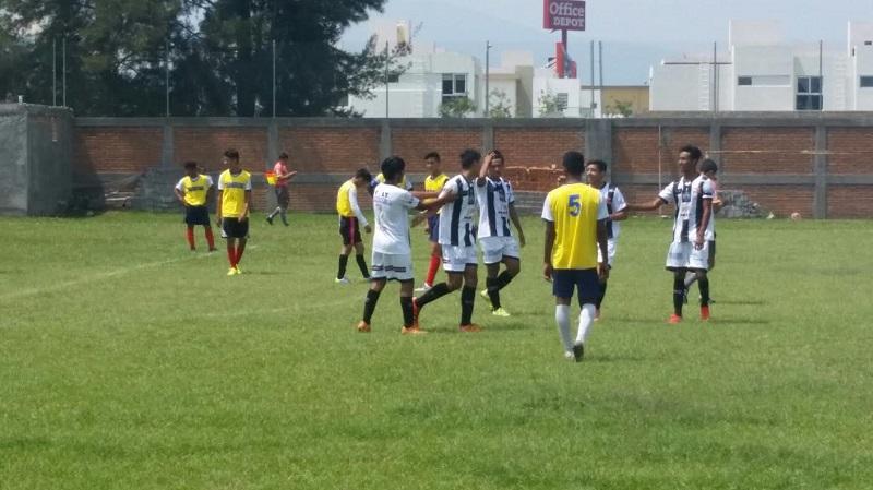 En lo que pudo ser el último partido amistoso, previo al arranque de competencia de la Tercera División Profesional, el Atlético Valladolid goleó 6 a 0 al Real Querétaro, en acciones celebradas en la Universidad Anáhuac de Querétaro