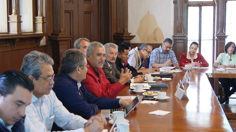 A este encuentro de trabajo asistieron los delegados de las regiones Lerma-Chapala, Bajío, Cuitzeo, Oriente, Tepalcatepec, Infiernillo, Meseta, Pátzcuaro-Zirahuén, Tierra Caliente y Costa