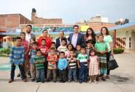 Núñez Aguilar invitó a la ciudadanía a participar y solidarizarse con la causa para realizar cualquier tipo de donación pero sobre todo de alimentos, ropa y juguetes en buen estado