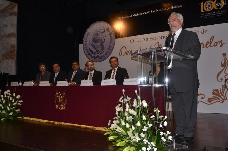 Realiza la Casa de Hidalgo acto conmemorativo del XXLI Natalicio de José María Morelos y Pavón
