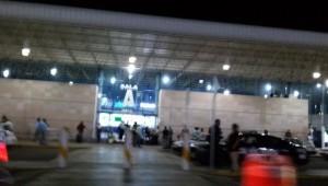 Hasta el momento se tienen reportes de que sólo en La Piedad y Puruándiro están funcionando parcialmente las terminales de autobuses (FOTO: ALEJANDRA ORTEGA)