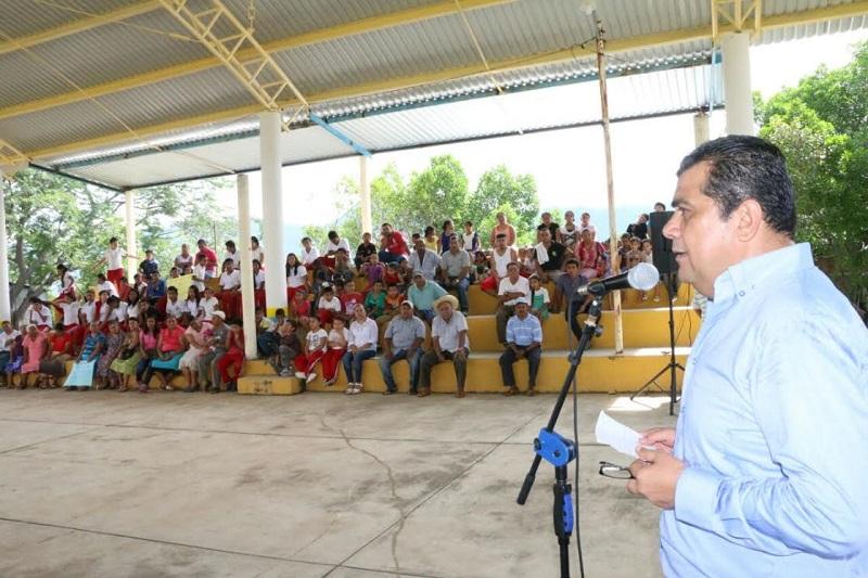 Ibarra Torres, resaltó que estas acciones fueron posibles gracias al apoyo del gobernador Silvano Aureoles