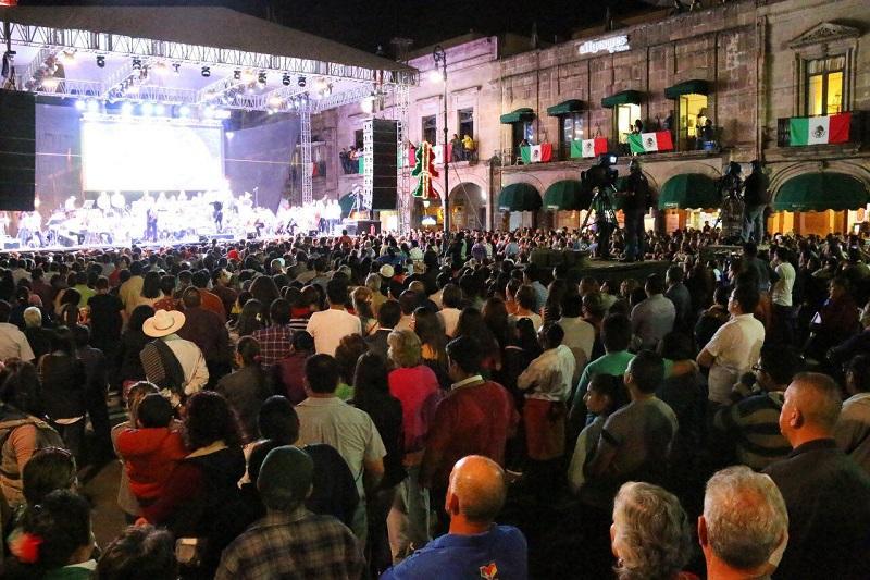 El presidente municipal, Alfonso Martínez, destacó la gran respuesta ciudadana