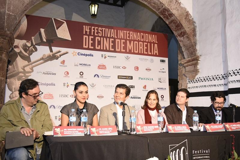 Así lo informaron autoridades del Gobierno de Michoacán, el Ayuntamiento de Morelia y el Comité Organizador, quienes se reportaron listos para que la edición del FICM 2016 sea todo un éxito