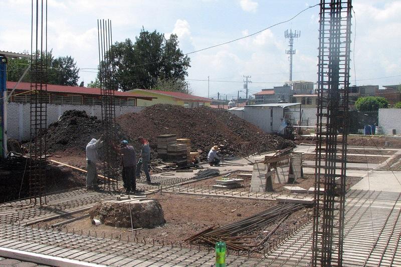 En seis meses contará con ocho nuevas aulas en su sede central, para beneficio de mil alumnos