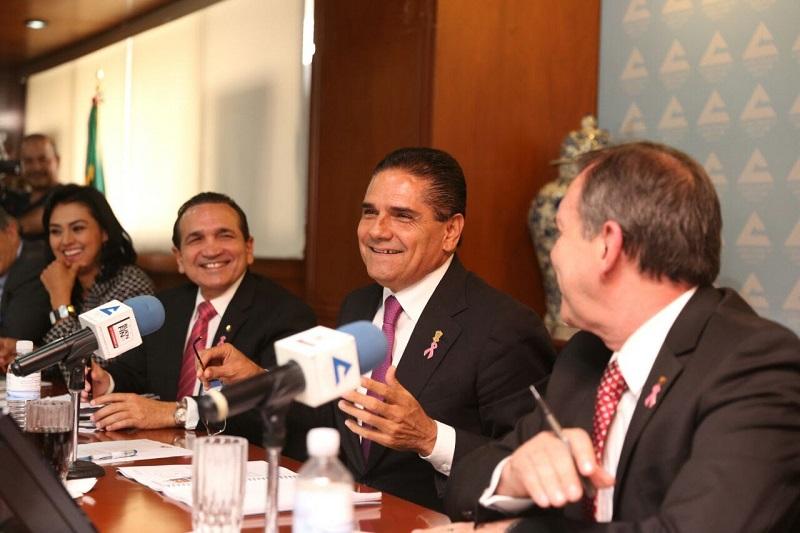 En los últimos meses se han invertido en Michoacán 13 mil mdp, con lo que se espera generar 50 mil nuevos empleos en los próximos años
