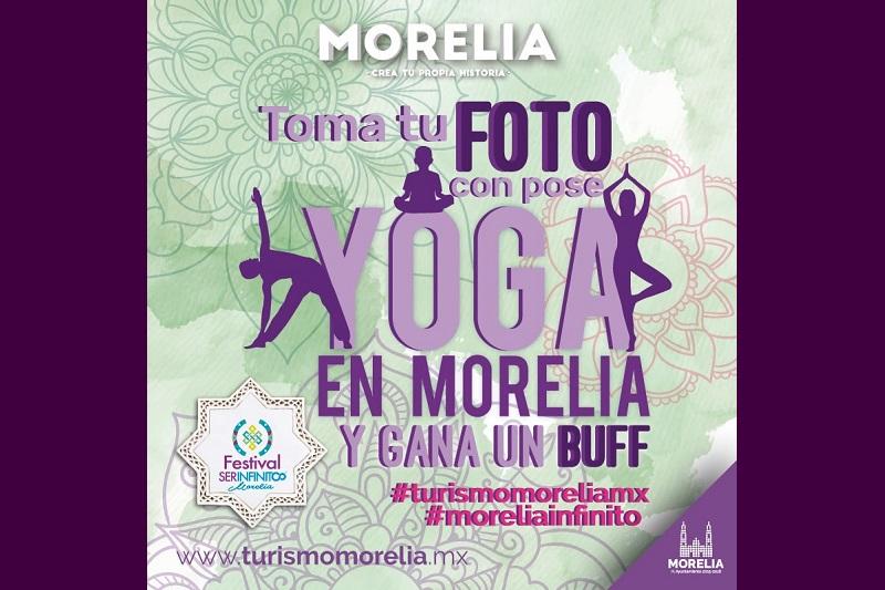 Estas actividades son apoyadas y llevadas a cabo por el Ayuntamiento de Morelia las cuales se desarrollarán los días 8, 9 y 12 de octubre