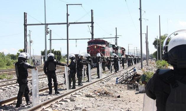 La empresa ferroviaria ya presentó las denuncias correspondientes ante la Procuraduría General de la República (PGR), por lo que se trabajará en la desarticulación de la red criminal