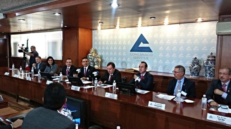 Soto Sánchez destacó que actualmente se trabaja en la atracción de más empresas nacionales y también internacionales, con la finalidad de generar más fuentes de empleo en diversos sectores