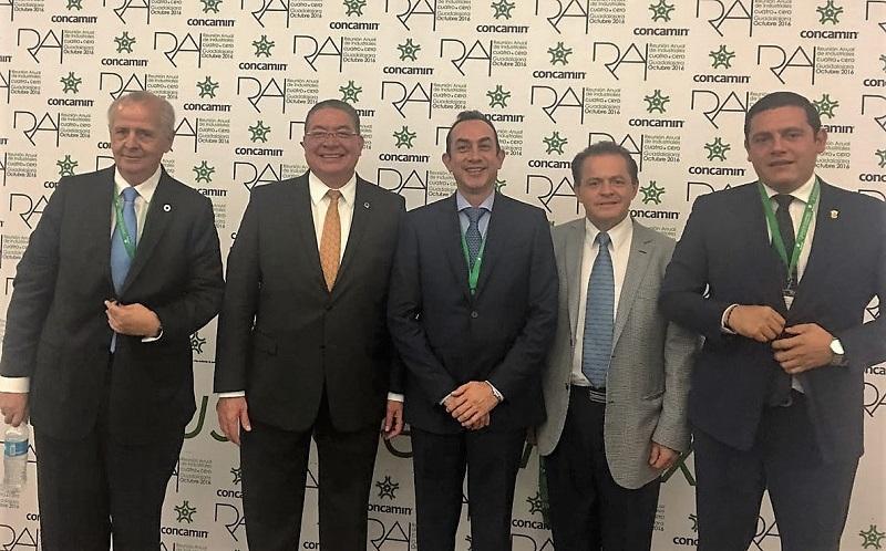Soto Sánchez participa en la Reunión Anual de Industriales 4.0