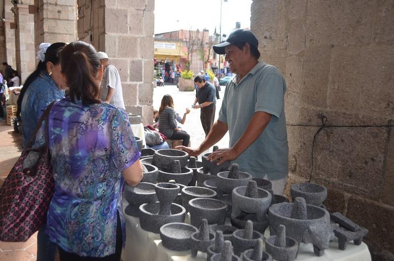 Thelma Aquique Arrieta, titular de la política turística local, mencionó que estos proyectos forman parte del impulso que se les da a las tenencias en aras de fortalecer su economía