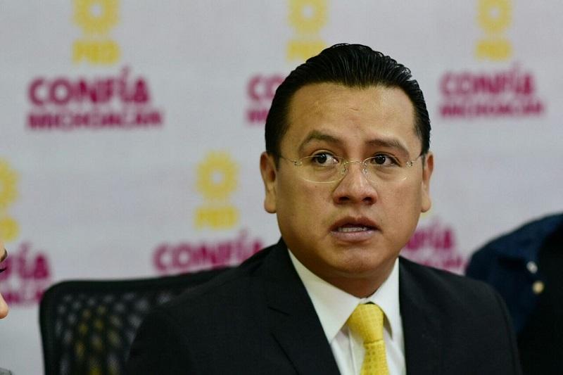 Ante el desastre, el gobernador Silvano Aureoles asumió su responsabilidad y ahora se combate el crimen con coordinación y sin simulaciones: Torres Piña