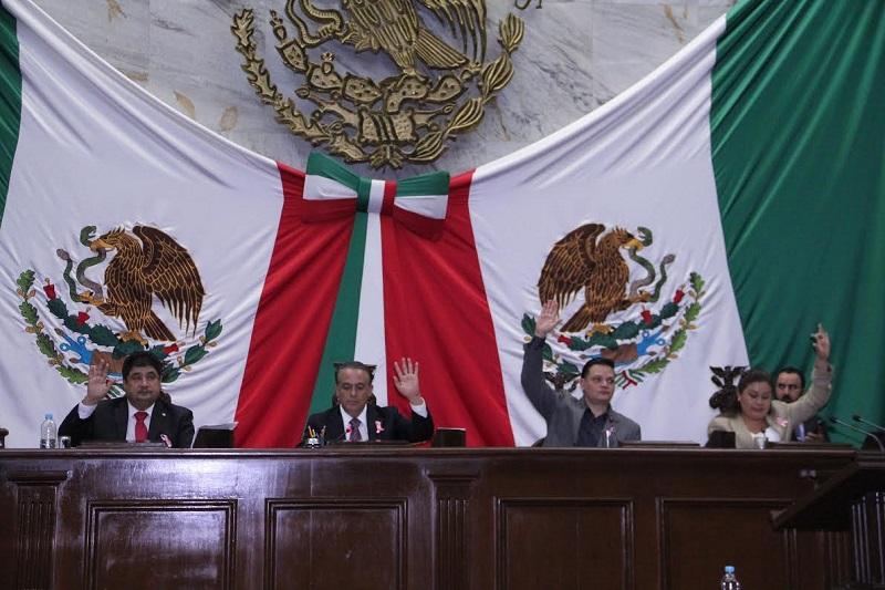 Las propuestas serán recibidas a partir de este 5 de octubre y hasta el 14 del mismo mes, en las oficinas de la Secretaría de Servicios Parlamentarios del Congreso del Estado de Michoacán