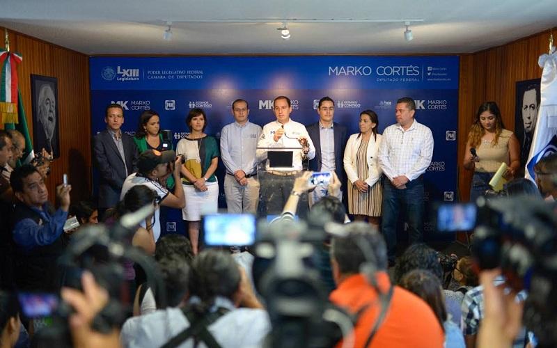 Cortés Mendoza expresó que toda vez que una de las funciones principales del gobierno es brindar tranquilidad y seguridad a la población