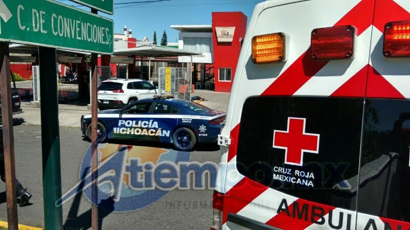 Este nuevo hecho de violencia se registró en la esquina de la calle Antonio del Moral y la Avenida Solidaridad (FOTOS: FRANCISCO ALBERTO SOTOMAYOR)