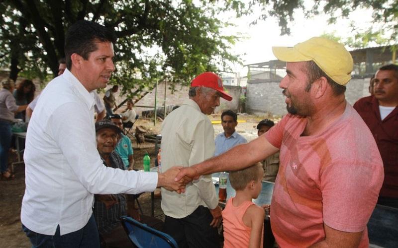 El PRD trabaja en la unidad partidista, aseguró García Conejo