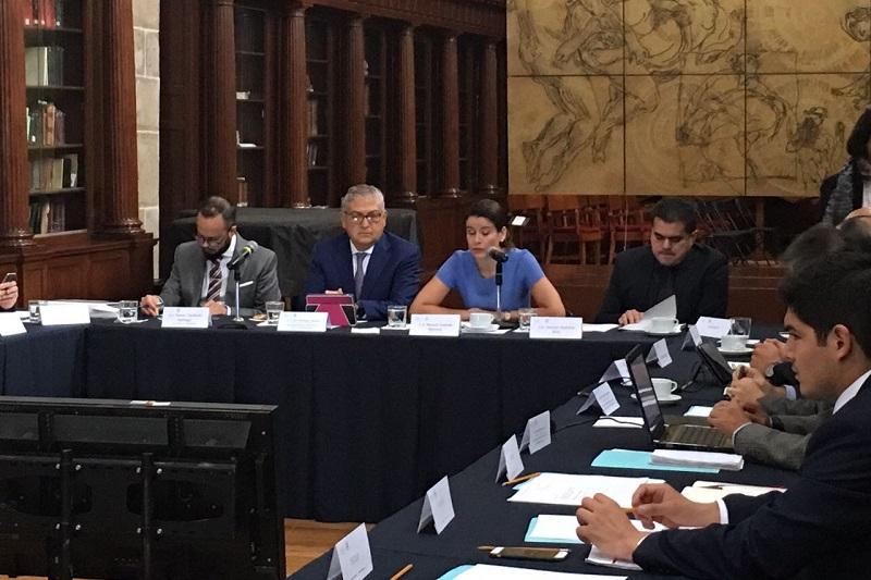 Lograr finanzas públicas equilibradas y sostenibles en los estados y los municipios, el objetivo del encuentro