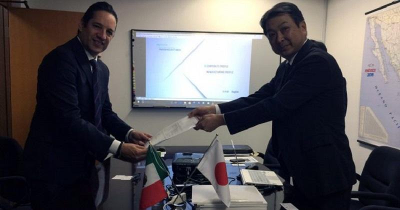 Dentro de las actividades del gobernador Francisco Domínguez en Tokio, también asistió a Japan International Aerospace Exhibition 2016 en donde sostuvo una reunión con la Federación Mexicana de la Industria Aeroespacial