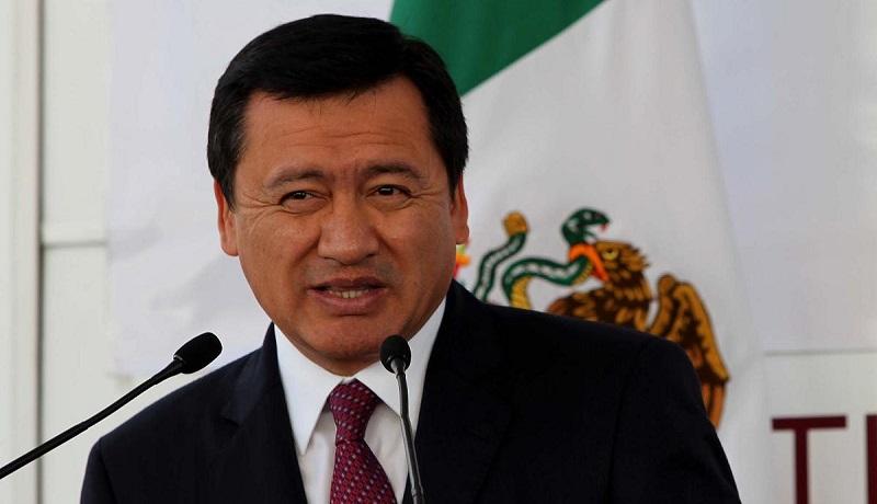 Lo anterior, fue expresado por Osorio Chong durante una conferencia conjunta con el secretario de Seguridad Interna de Estados Unidos, Jeh Johnson, quien está en México