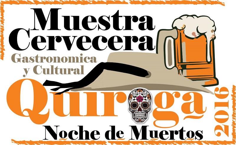 Quiroga acompañará la tradición de los Santos Difuntos con cerveza artesanal, gastronomía y cultura