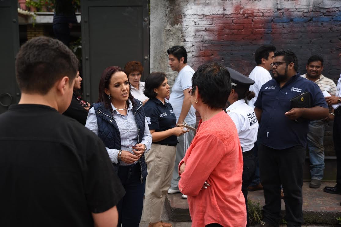 Villanueva Cano urge implementar una estrategia efectiva desde la policía municipal,  ciudadanos y los representantes populares