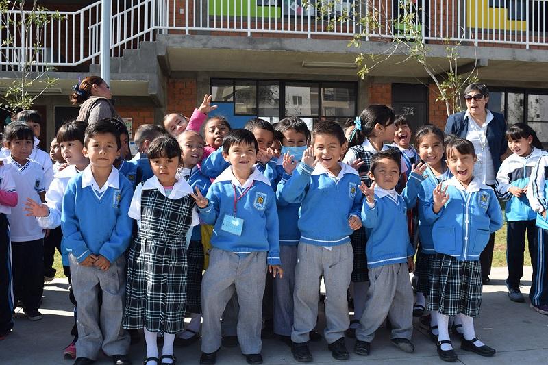 Se cumple uno más de los compromisos asumidos por el gobernador de Michoacán, Silvano Aureoles, para fortalecer la calidad educativa
